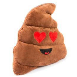 Kaki Emoji Párna Szerelmes