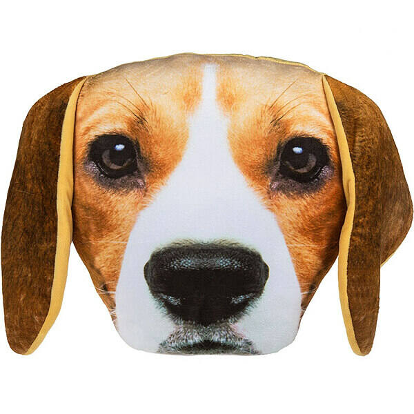 3D Kutya Párna - Beagle