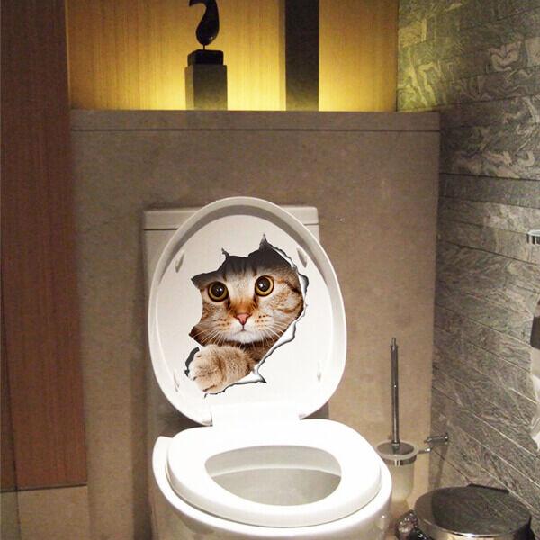 3D Macska Falmatrica
