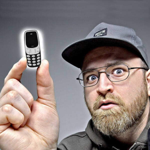 A világ legkisebb mobilja