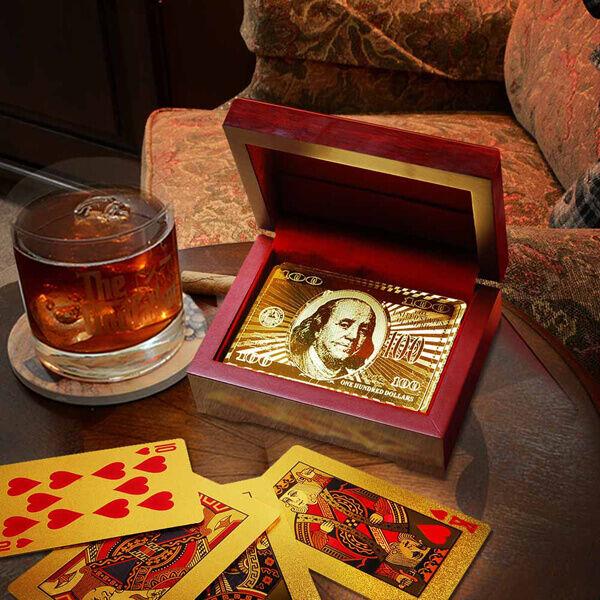 Arany Póker Kártya