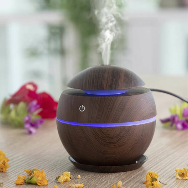 Aromaterápiás Zen Párásító - mini