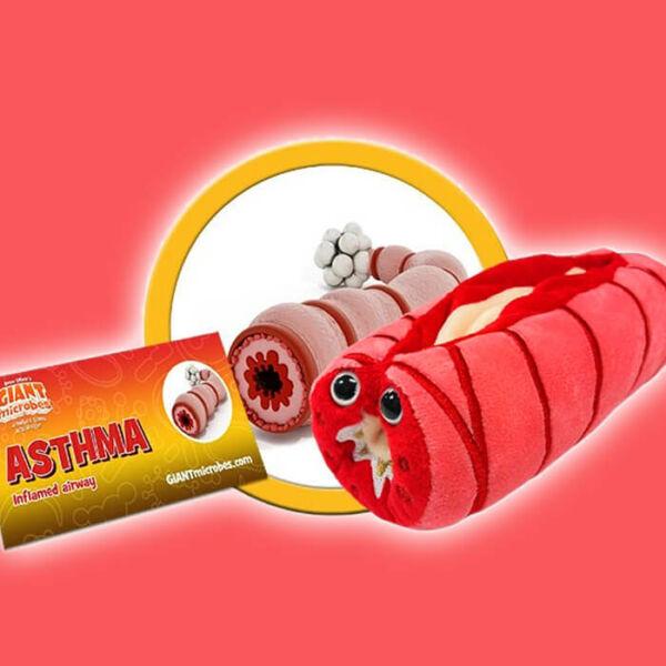 Asztma Plüss