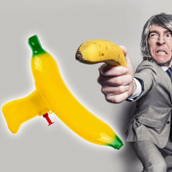 Banán Vizistukker