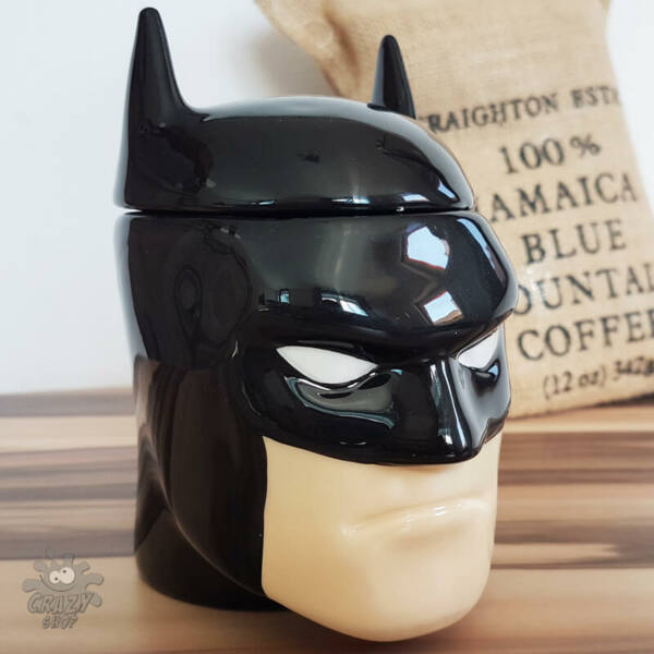 Batman 3D Bögre