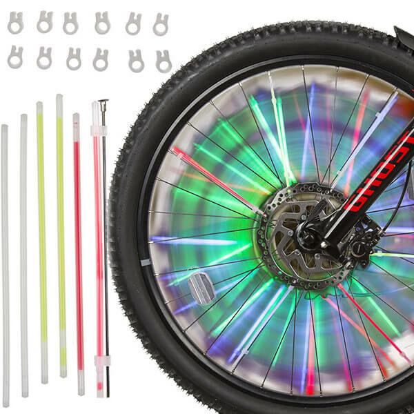 Bicikli Küllő Neon