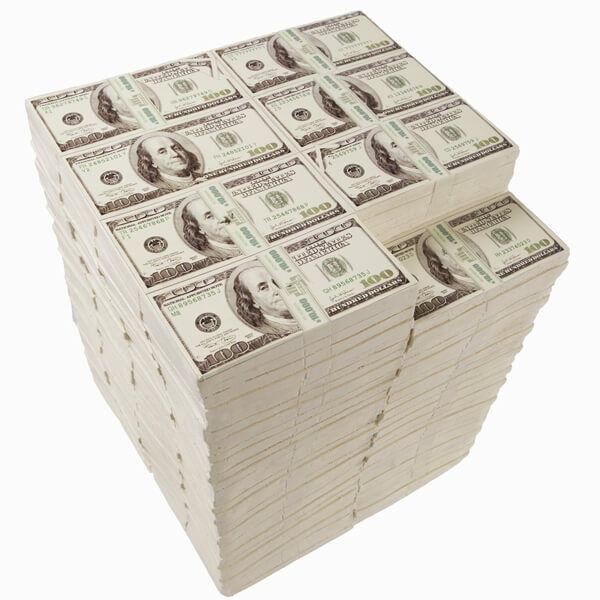 USD pénz ülőke