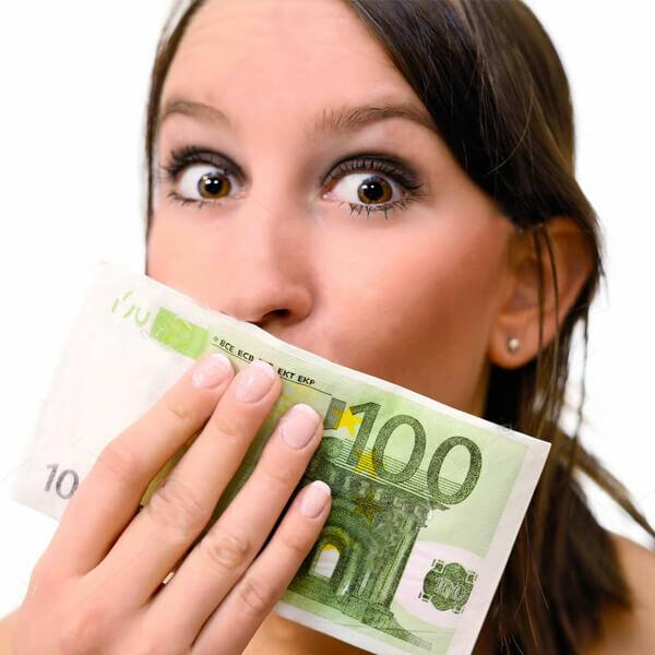 Euro-s szalvéta