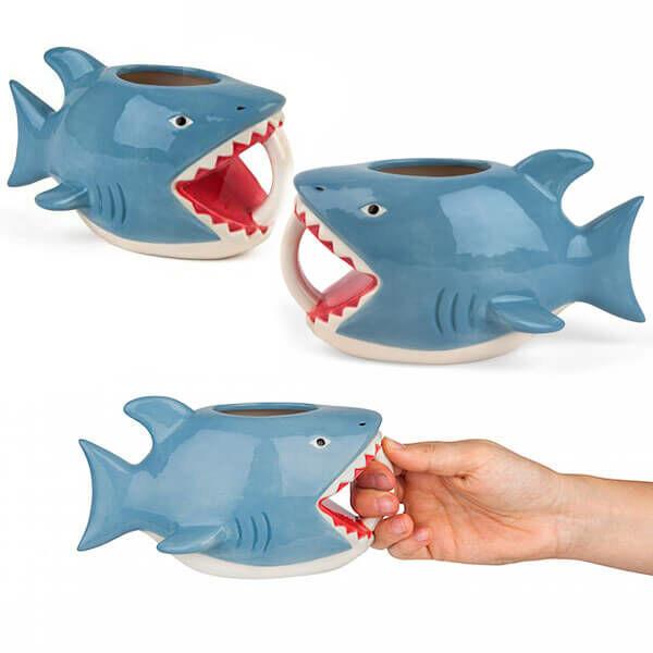 Cápatámadás Bögre