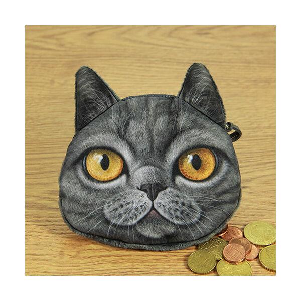 Cica Pénztárca