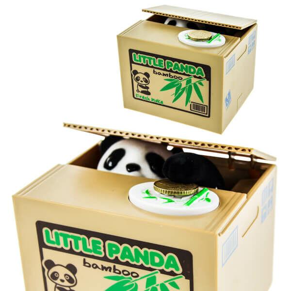 Csencselő Panda Persely