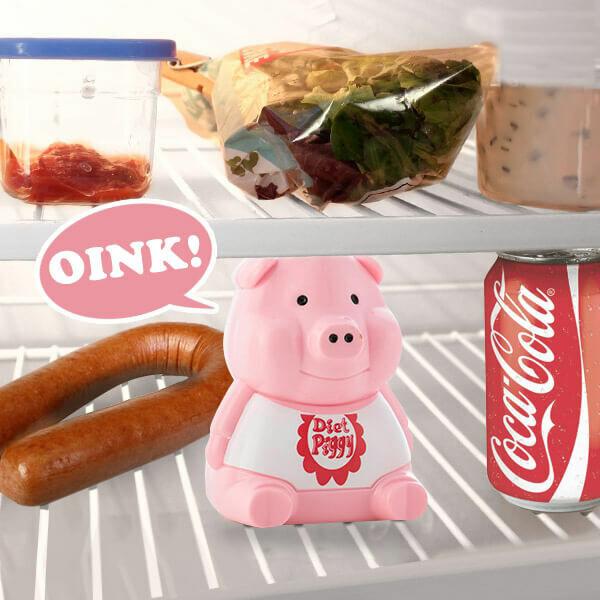 Diétázó Hűtőszekrény Malac