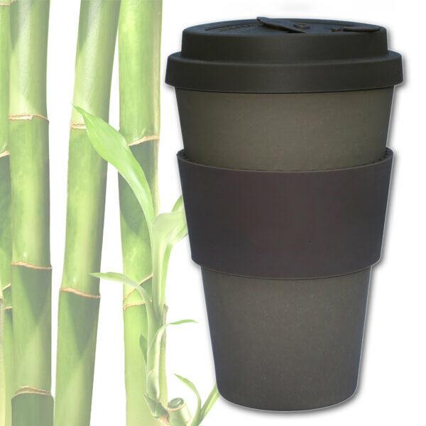 Eco Bambusz Bögre