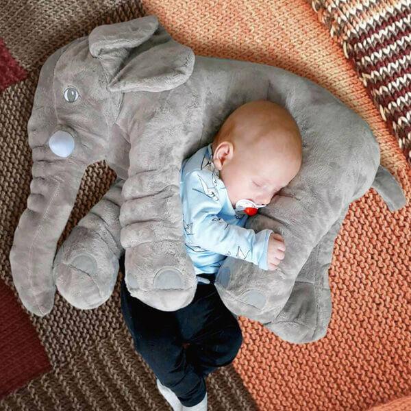 Elefánt Bébi Párna
