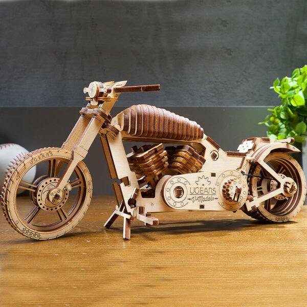 Építsd Magad Mechanikus Chopper
