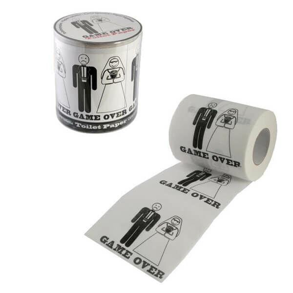 Esküvői WC Papír