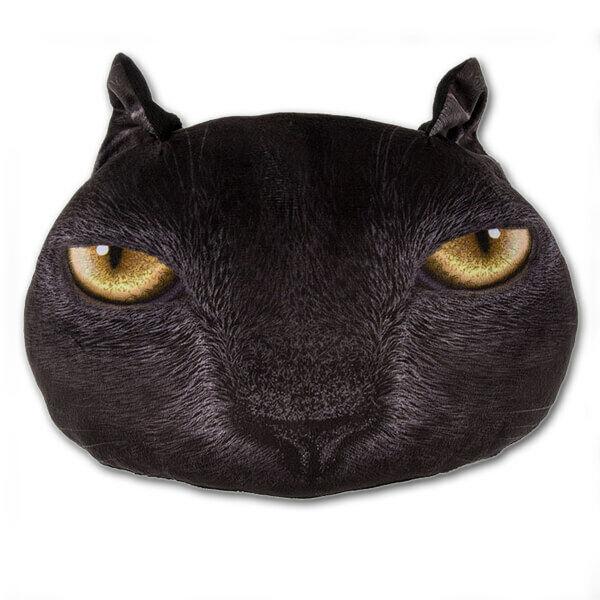 Fekete Cica Párna