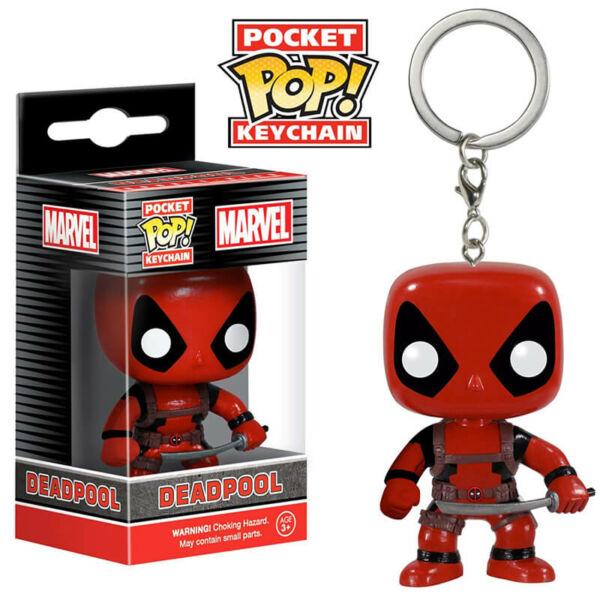 Funko POP! kulcstartó Deadpool