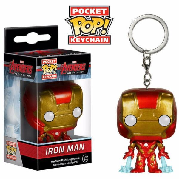 Funko POP! kulcstartó Iron Man