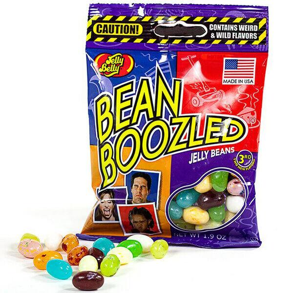 Furcsa Ízek Cukor - Bean Boozled
