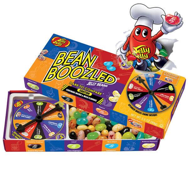 Furcsa Ízek Játék - Bean Boozled