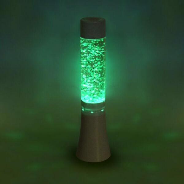 Glitteres Színváltós Lámpa