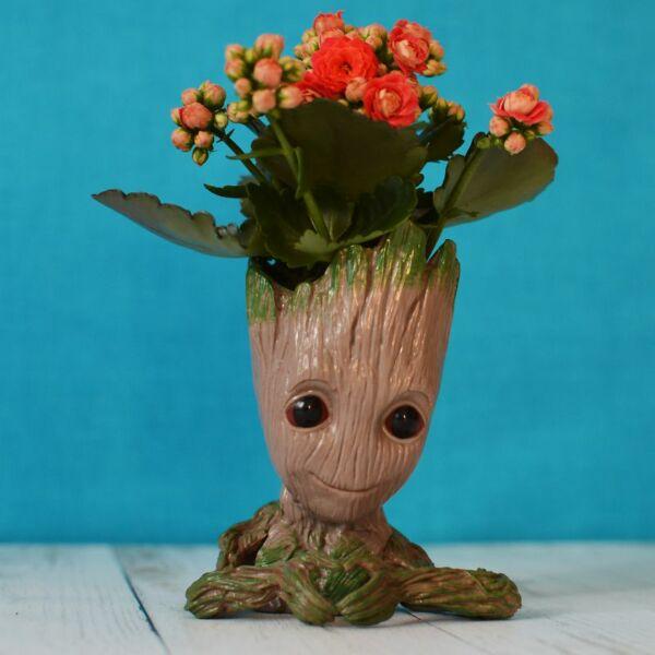Groot Baba virág kaspó szerelmes