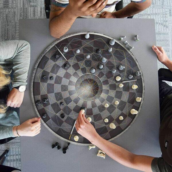 Háromszemélyes Sakk Játék
