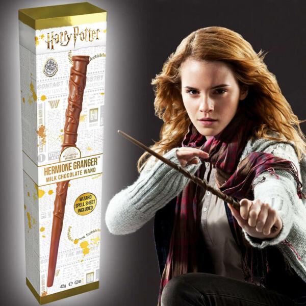 Hermione Csokoládé Varázspálcája