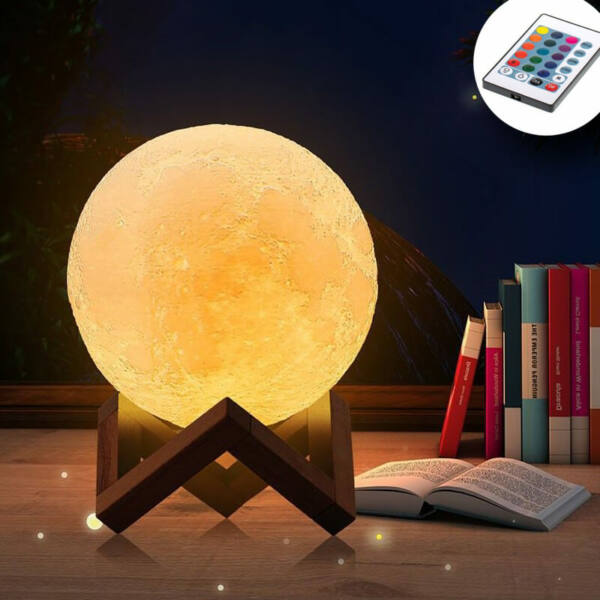 Holdfény 3D Lámpa