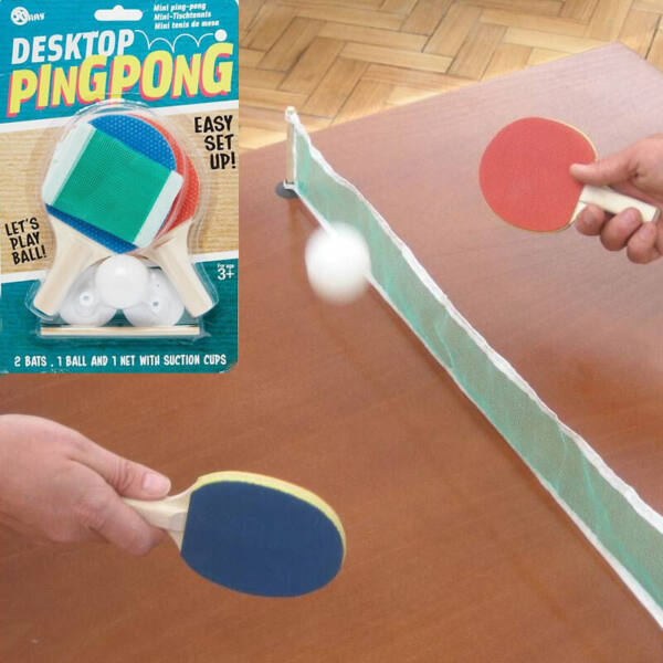 Instant Ping Pong