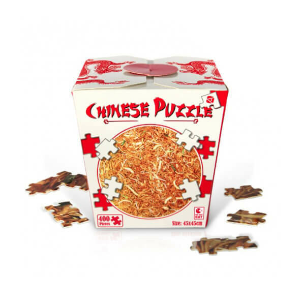 Kínai Kaja Puzzle