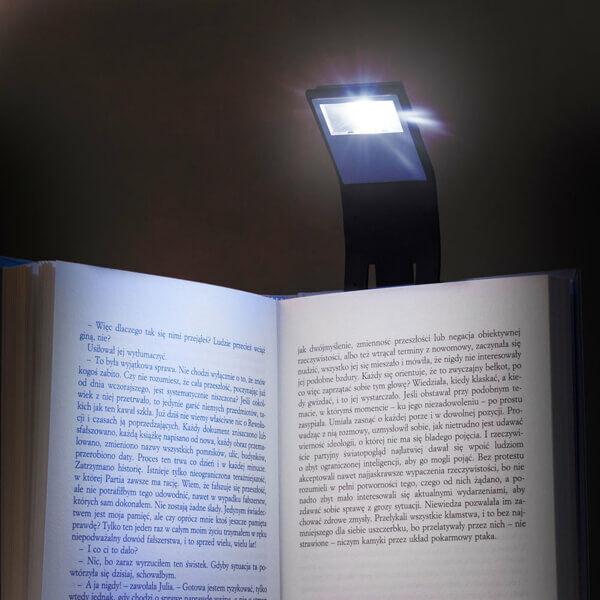 Könyv Lámpa Csipesz