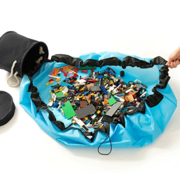 LEGO tároló játék szőnyeg