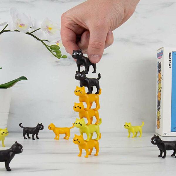 Macskatasztrófa játék