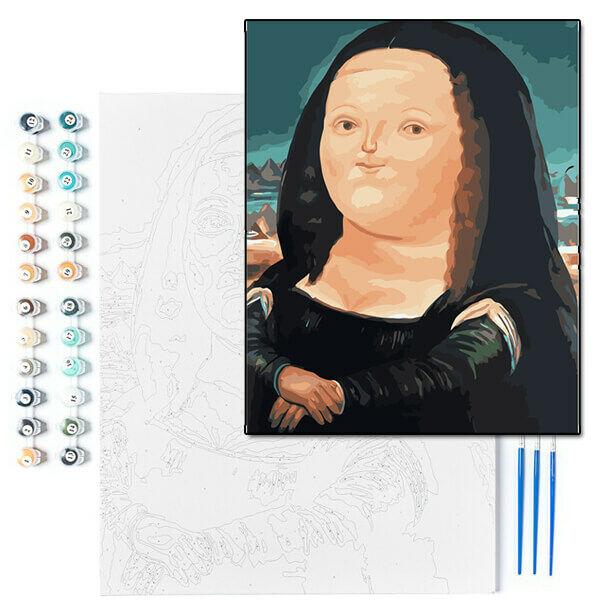 Mona Lisa Kifestő