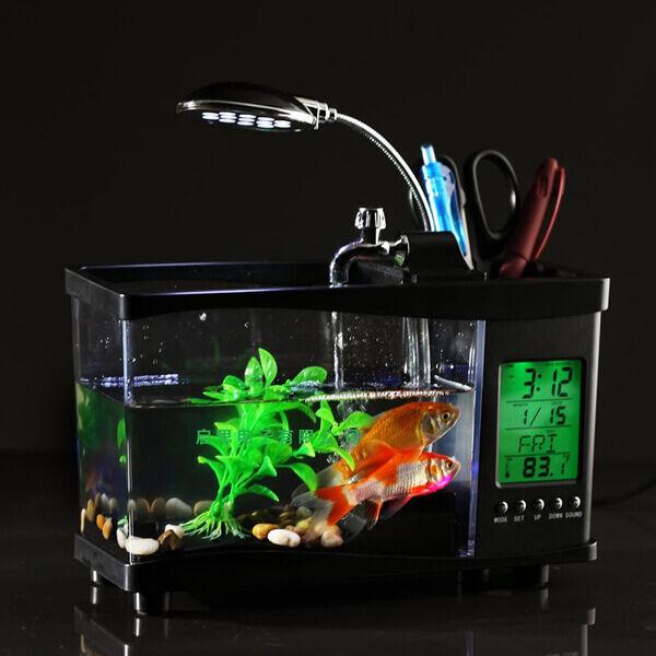 Multifunkciós Mini Akvárium