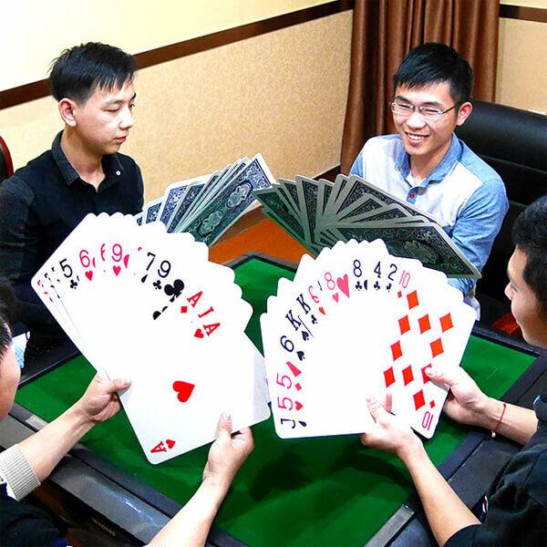 XXL póker kártya