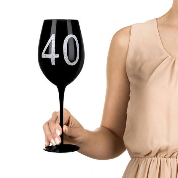 Óriás Születésnapi Pohár 40-es