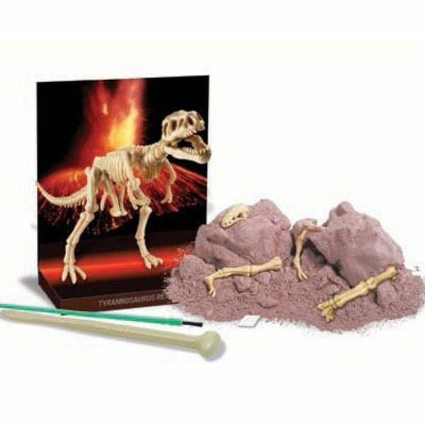 Őslény Régészet - T-rex