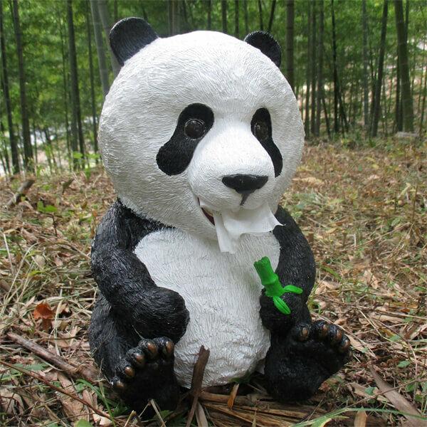 Panda Zsepiadagoló