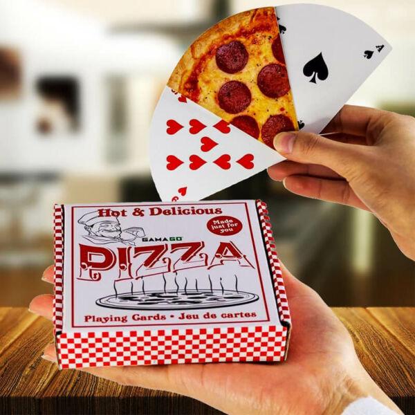 Pizza Póker Pakli