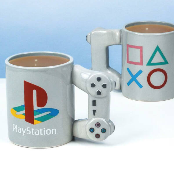 Playstation Controller Bögre