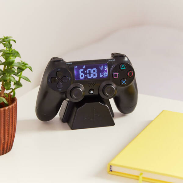 Playstation Controller Ébresztőóra