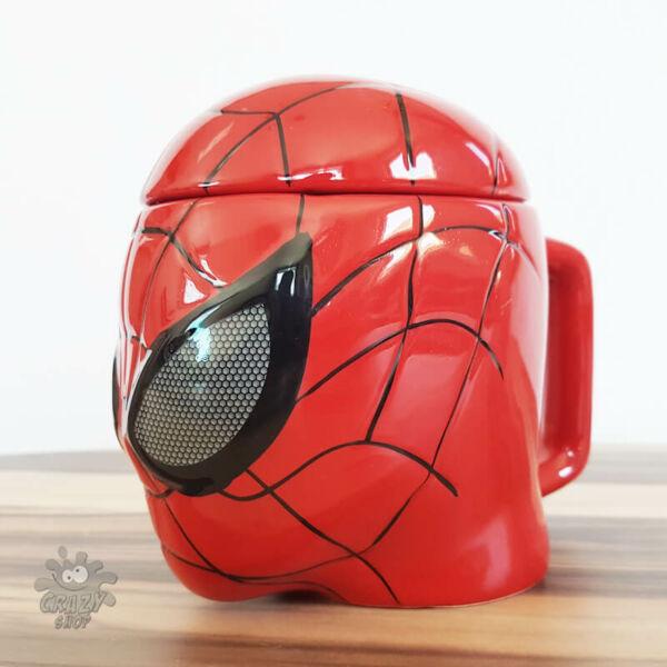 Pókember 3D Bögre