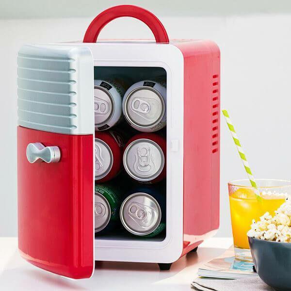 Hordozható Mini Hűtő