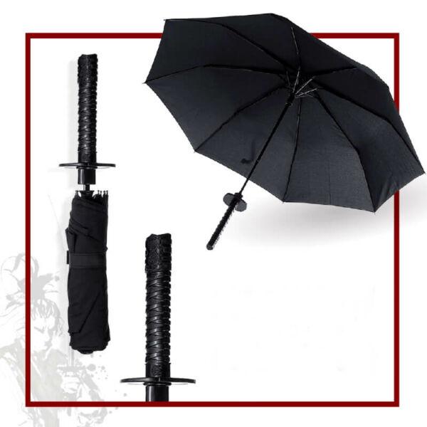 Samurai Esernyő