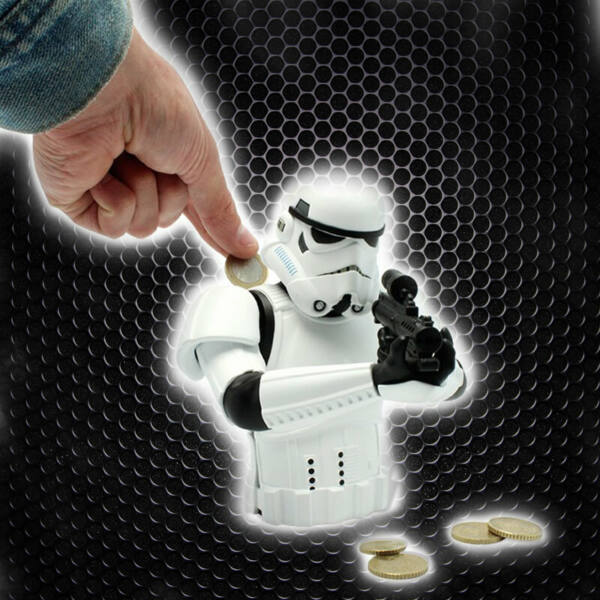 Strom Trooper Persely