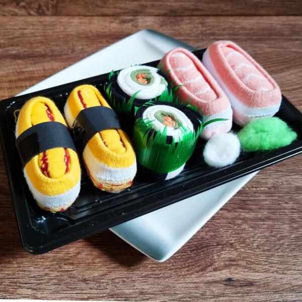 Sushi Box Zokni Csomag