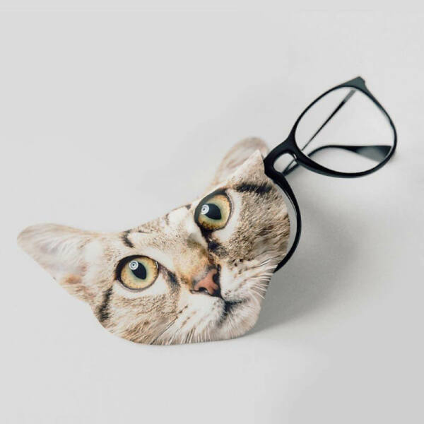 Cicus Szemüvegtörlő Kendő